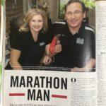 Marathon Man Defies the Odds- Tulsa People Magazine Nov, 2017